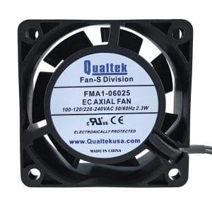 60x60x25mm EC Axial Fan
