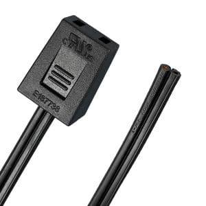 Straight Style Fan Power Cord