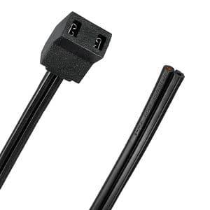 45° Style Fan Power Cord
