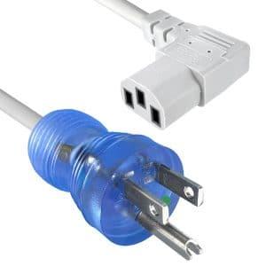 240003-06 Hospital Grade Power Cord