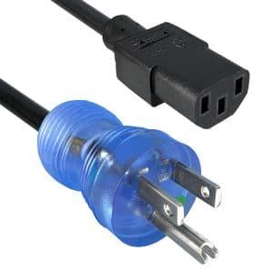 233057-01 Hospital Grade Power Cord