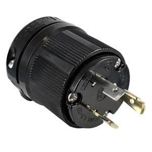 Q-814 NEMA L5-20P Locking Wiring Device