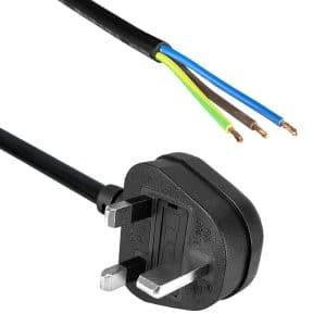 United Kingdom (UK) Power Cord