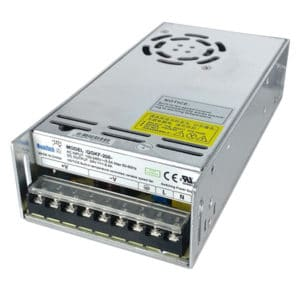 200W Enclosed Frame Power Supply