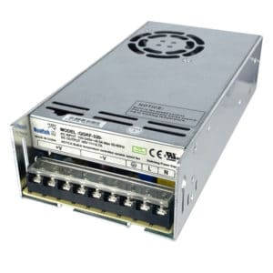 320W Enclosed Frame Power Supply