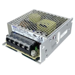 50W Enclosed Frame Power Supply