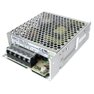 75W Enclosed Frame Power Supply