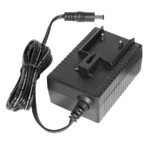 24W Interchangeable Plug Wall Mount Power Supply