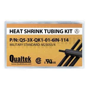 Heat Shrink Tubing Kit