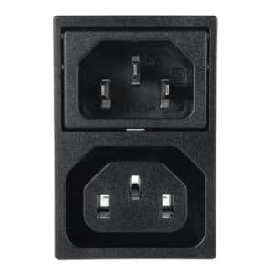 774W-10/01 Power Inlet Outlet
