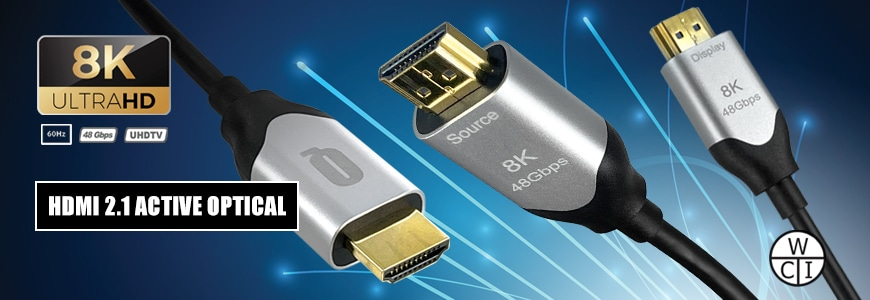 HDMI 2.1 Active Optical Cable